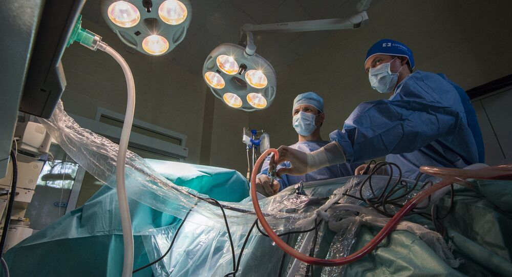 Opération chirurgicale (image d'illustration)
