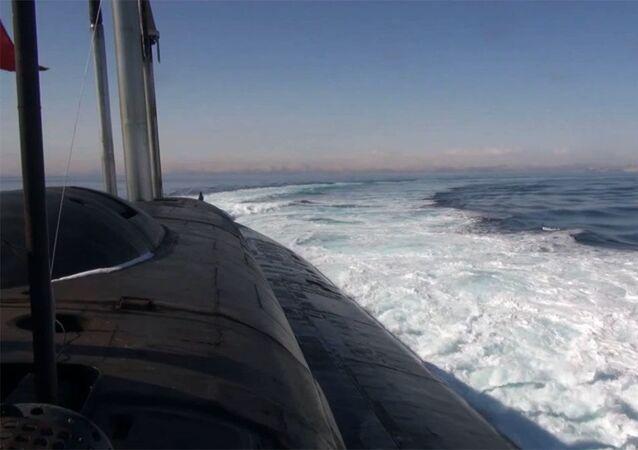 Croiseur sous-marin nucléaire