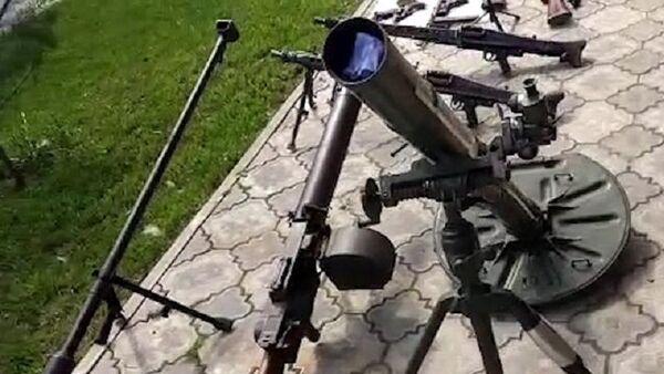 ФСБ  пресекла канал поставок оружия из ЕС - Sputnik France