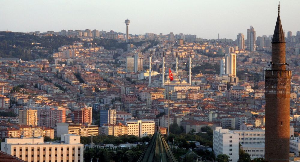 Ankara, Türkei (Symbolbild)