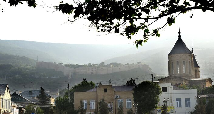 Citadelle, vieille ville et forteresse de Derbent font partie du Patrimoine mondiale de l'Unesco