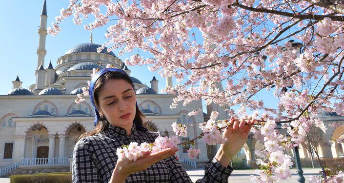 La mosquée « Le cœur de la Tchétchénie » est le centre spirituel de Grozny