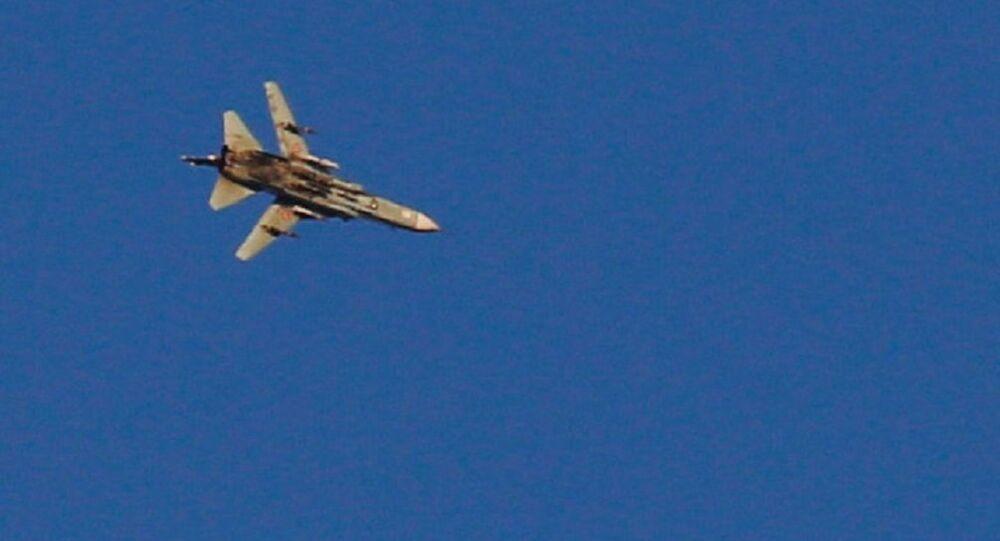 l'avion syrien