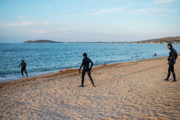 Été, mer, soleil, Crimée: les vacances dans la péninsule - Sputnik France
