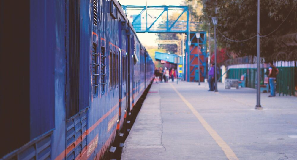 Une gare (image d'illustration)