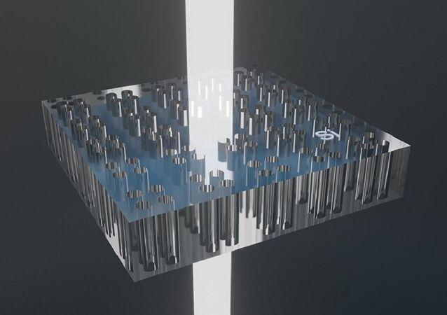 Des chercheurs créent un résonateur parfait pour les panneaux solaires