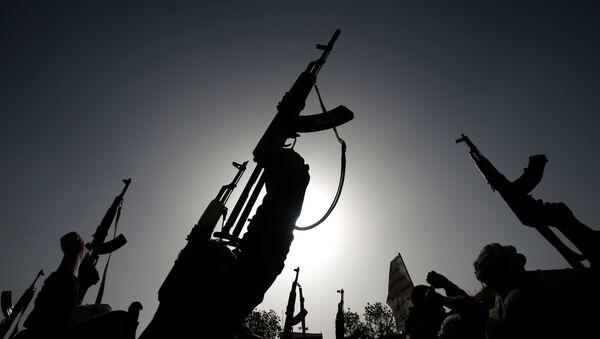 Des Houthis au Yémen - Sputnik France