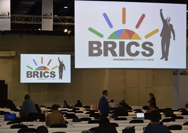 10th BRICS summit in Johannesburg, South Africa