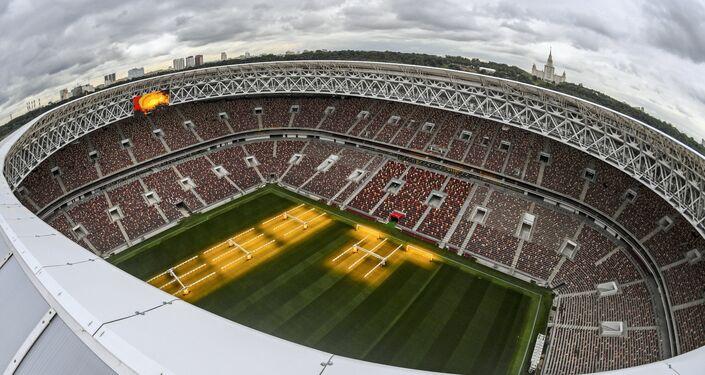 Stade Loujniki, Moscou