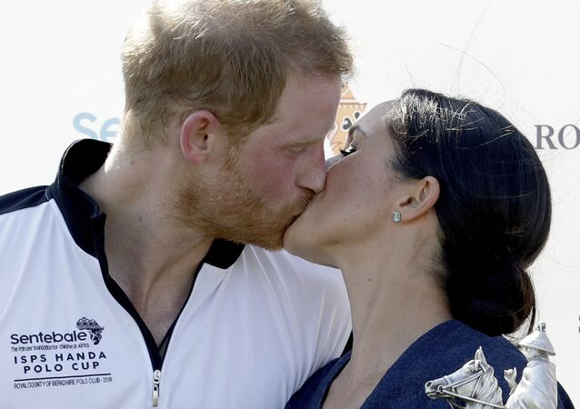 Prince Harry et Meghan