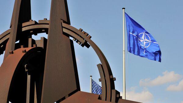 Le drapeau de l'Otan - Sputnik France