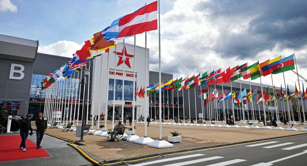 Les Jeux militaires internationaux en Russie. Photo d'archive