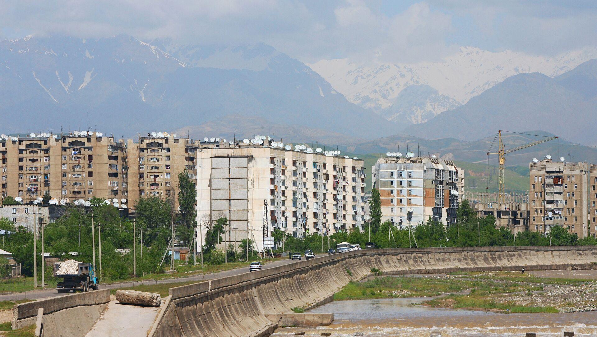 Douchanbé, capitale tadjike - Sputnik France, 1920, 02.09.2021
