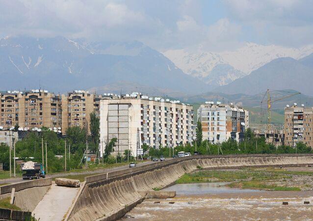 Douchanbé, capitale tadjike