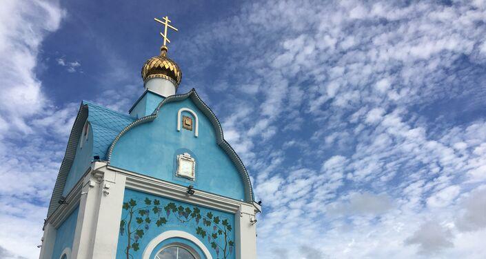 Périple d'Arthur et Alexandre dans l'Extrême-Orient russe