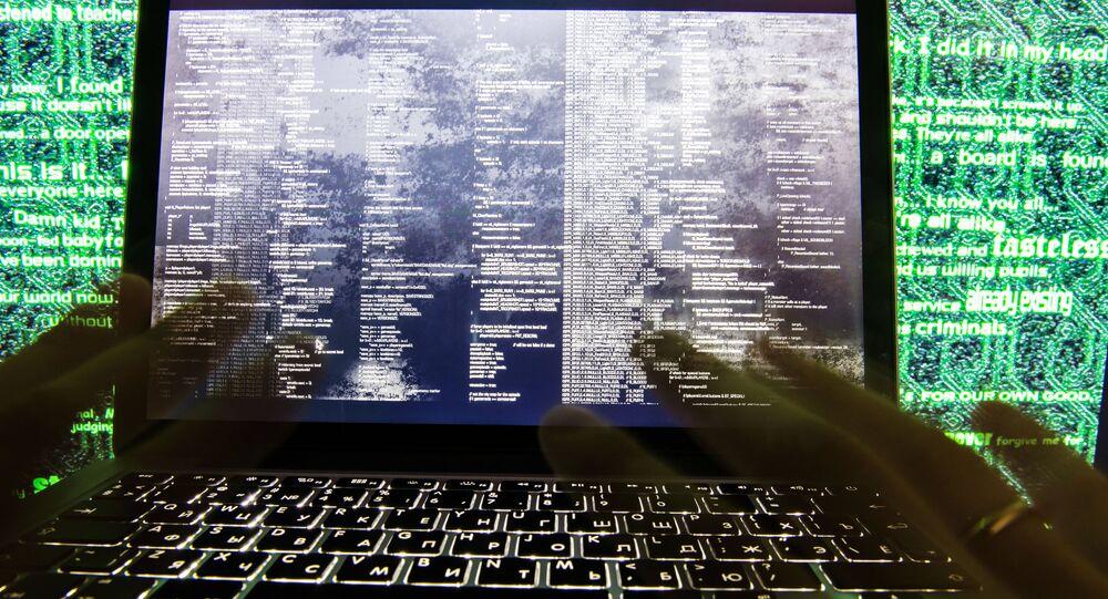 Un hacker au boulot