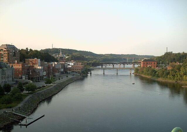 Augusta, capitale du Maine