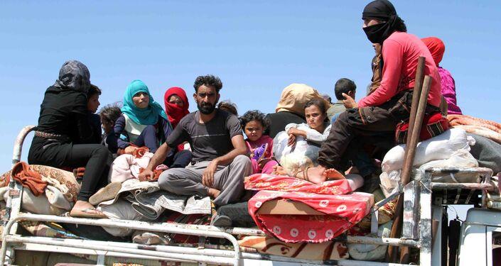 La Russie a aidé 16.000 familles syriennes à rentrer chez elles en trois jours