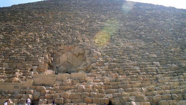 Pyramide de Khéops. Image d'illustration - Sputnik France