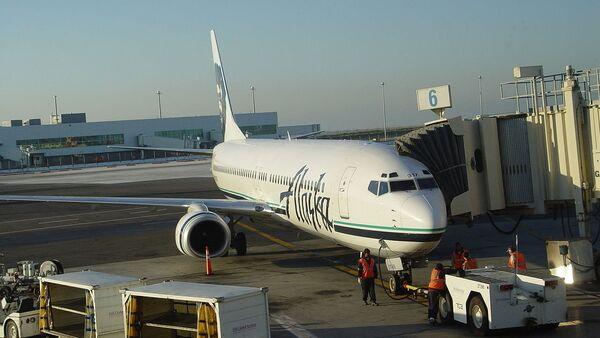 Alaska Airlines 737-900 - Sputnik France