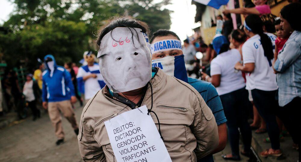 Le Président du Nicaragua pourrait ne pas survivre à sa réforme des retraites