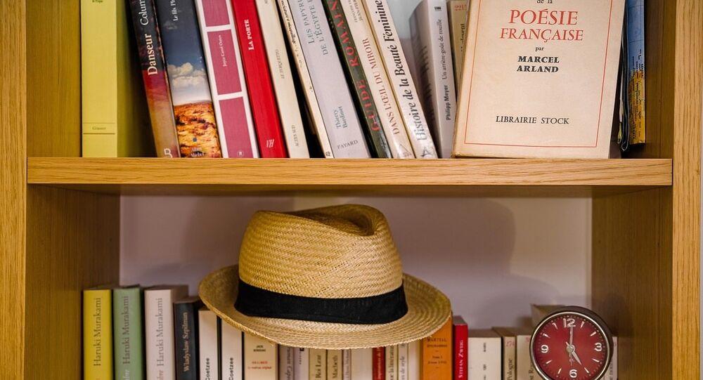 Des livres en langue française