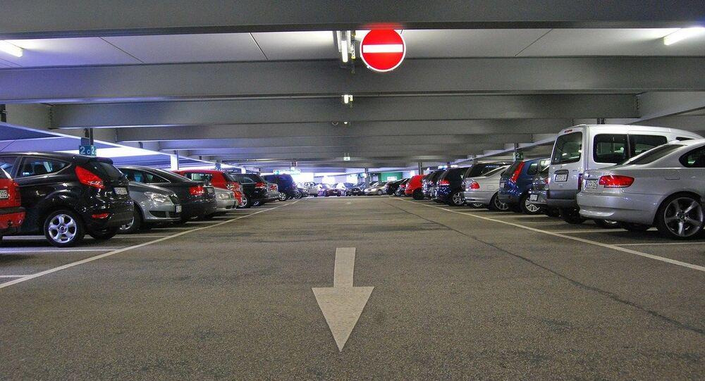 Un parking (image d'illustration)