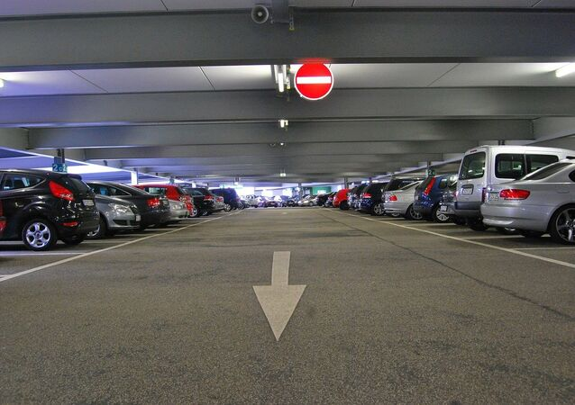 Un parking (image d'illustration)
