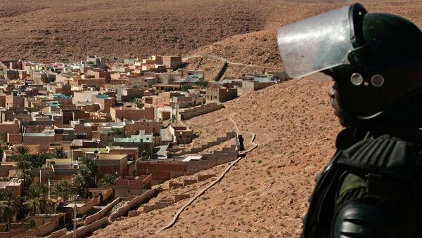 Police d'Algérie - Sputnik France