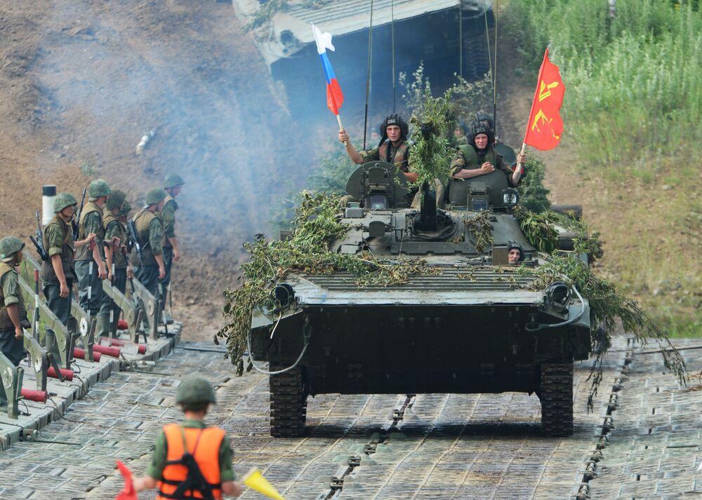 Manœuvres militaires d'envergure dans l'Extrême-Orient russe