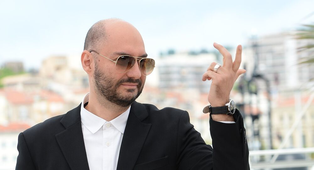 Kirill Serebrennikov à Cannes (archives photo)