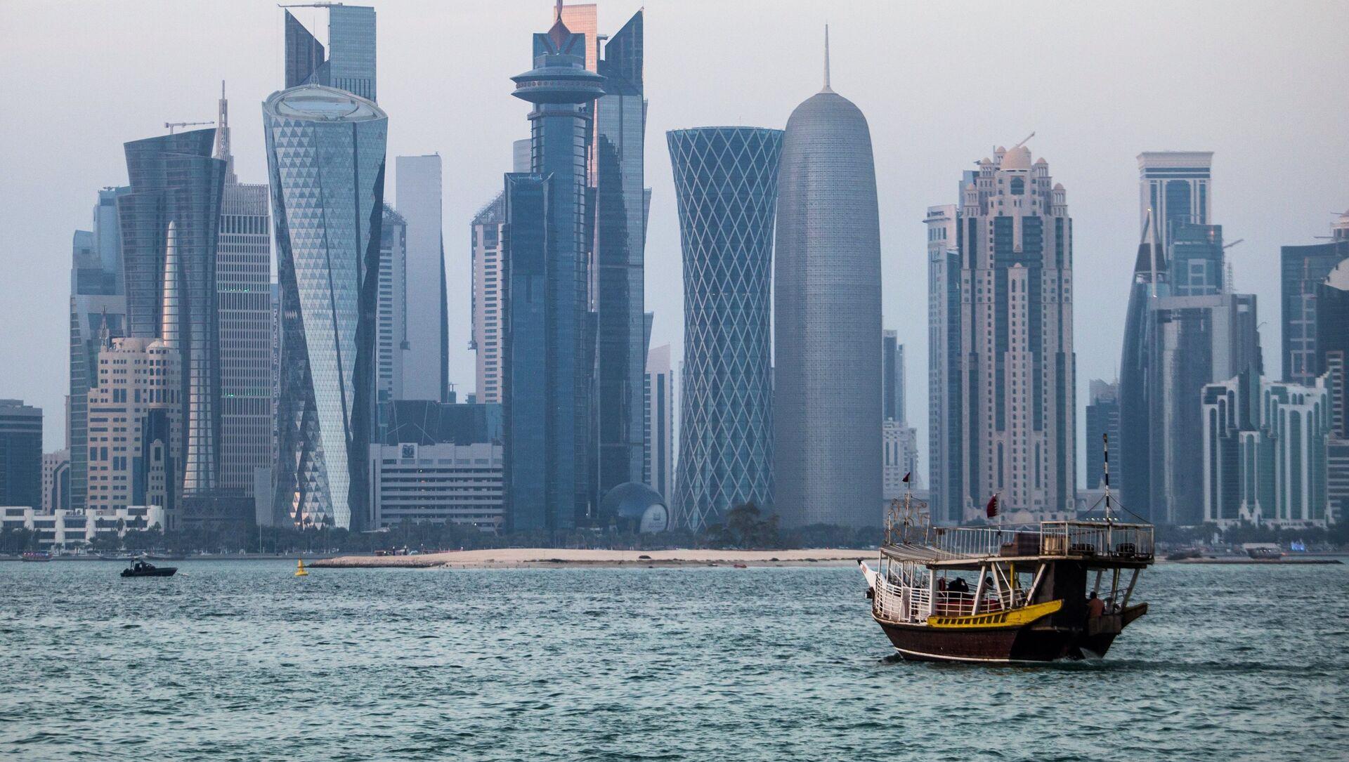 Doha, Qatar - Sputnik France, 1920, 19.07.2021