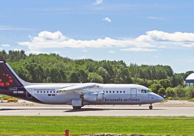 un avion de Brussels Airlines (image d'illustration)