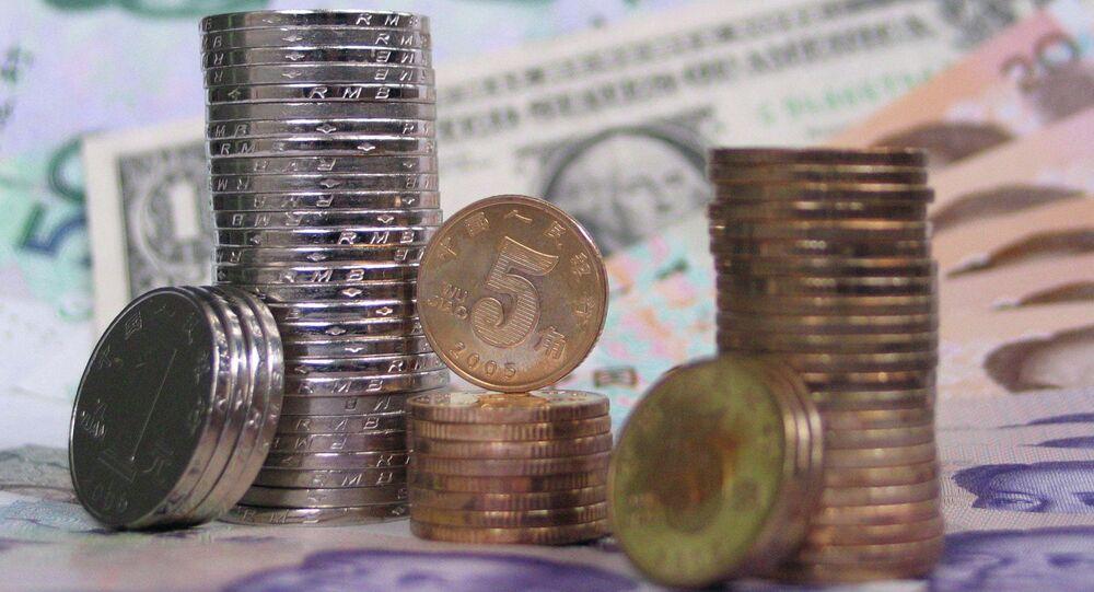le dollar et le yuan