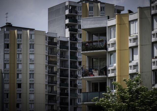 Paris, banlieues