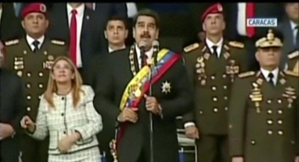 Tentative d'assassinat de Nicolas Maduro