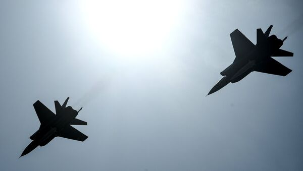 Des chasseurs polyvalents MiG-31 - Sputnik France