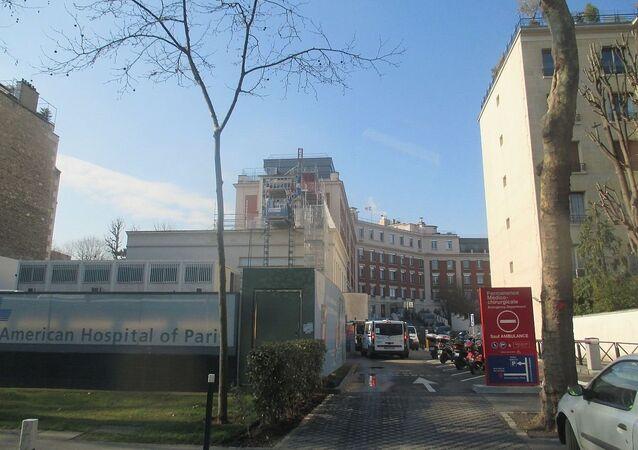 Hôpital américain de Neuilly-sur-Seine