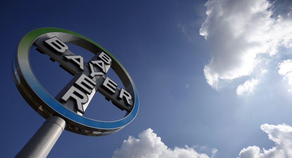 Le logo de Bayer