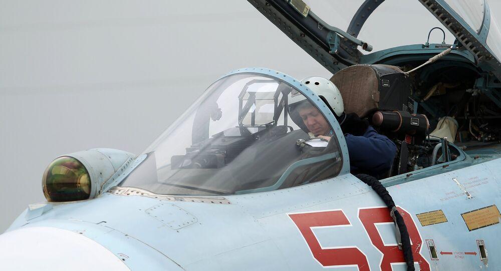 Un Su-27 (archive photo)