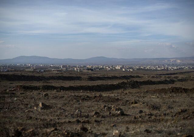 La province syrienne de Quneitra