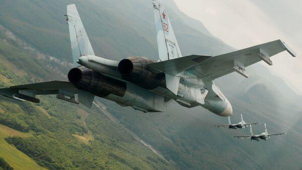 un Su-27 (image d'illustration) - Sputnik France