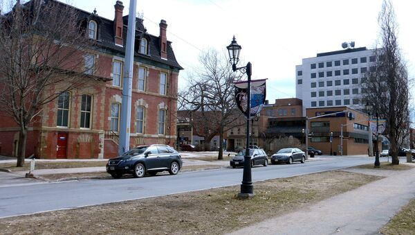 Fredericton, Nouveau-Brunswick, Canada - Sputnik France