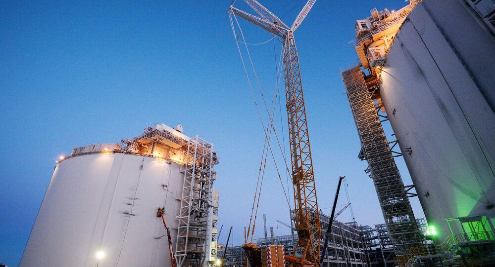 L'usine Yamal GNL (image d'illustration)