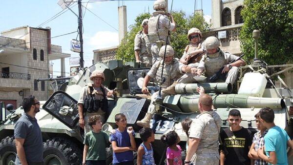Syrie: les militaires russes acheminent un nouveau lot d'aide humanitaire à Hama - Sputnik France
