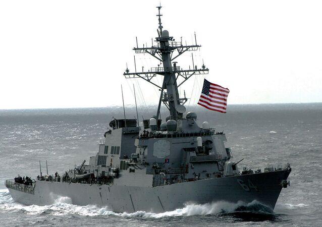Destroyer américain Carney