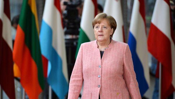 German Chancellor Angela Merkel - Sputnik France