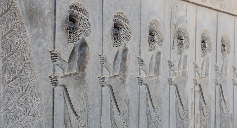Relief à Persépolis