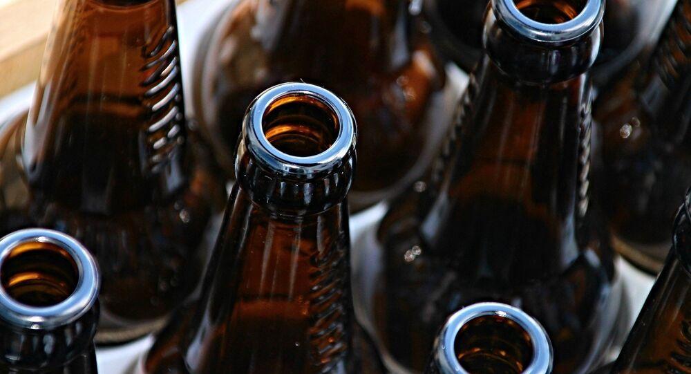 Des bouteilles à bière