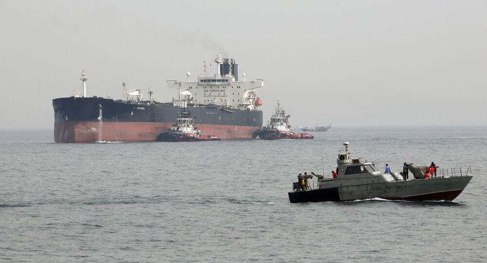 pétrolier (image d'illustration)